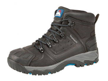 Himalayan 5206 Black Waterproof Safety Boot